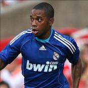 Robinho: I'm unhappy at Madrid