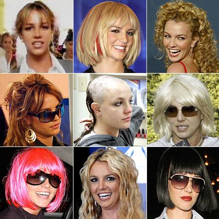 Britney celeb squares