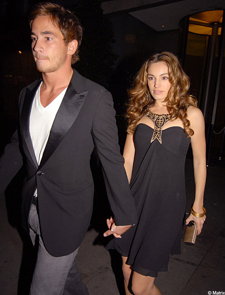 Kelly brooke and danny cipriani