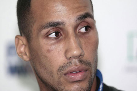 Learning curve: DeGale