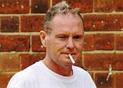 Gazza arrested for 'criminal damage'