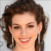 Hathaway promotes drama queen film