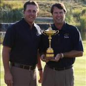 Azinger agrees to Mickelson request