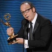 Paul surprised by Emmy win
