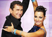 EastEnder Daniels given Strictly boot