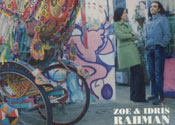 Zoe & Idris Rahman