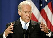 Biden accused of talking up war stories