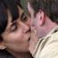 Joseph Fiennes smooches with girlfriend Maria