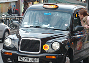 Cabby's £2,000 fare from UK to Germany