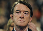 Warning from Mandelson