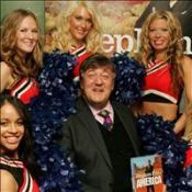 Stephen Fry's American adventure
