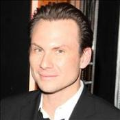 Christian Slater loves to work