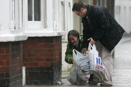 Rubbish Couple
