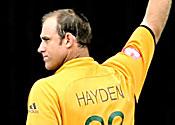 'Third World' Hayden sparks India row