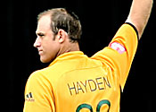 'Third World' Hayden sparks India row