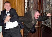 Stone guilty of Sinn Fein murder bids