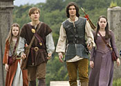 Prince Caspian is right royal entertainment