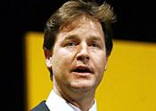 Clegg 'slates his Lib Dem team'