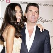 Simon splits with girlfriend Terri