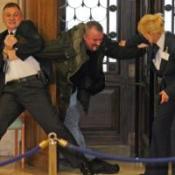 Stone guilty of Stormont murder bid
