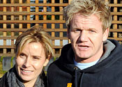 Gordon Ramsay's 'sorry' to wife