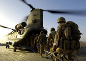 MoD denies extra Afghanistan troops
