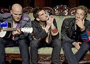 Coldplay: 'We'll never split up'