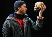 Bad back Tennant misses another Hamlet