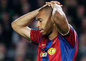 Thierry Henry's £8m divorce payoff