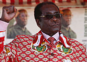 Mugabe rejects West's calls to step down