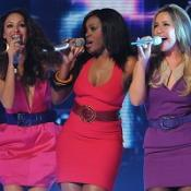 Sugababes' stocking fillers