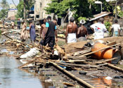 Oxfam ends tsunami appeal
