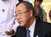 UN chief 'heartbroken' by Gaza attacks