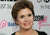 Inside the mind of Carrie Fisher