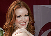 Marcia Cross' husband has cancer