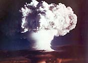 'Scientific link' between '50s nuclear tests and illness