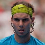 Nadal sweeps into last 16