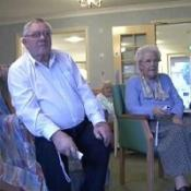 OAPs using Wii to keep fit