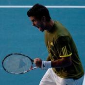 Verdasco defeats Tsonga