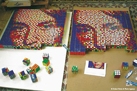 Rubik cubism