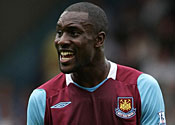 Cole blow for Hammers