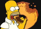Homer doughnut