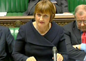 PM 'may stand down', says cabinet minister Tessa Jowell (pictured)