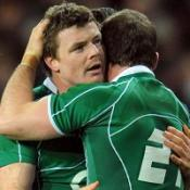 O'Driscoll plays down first win