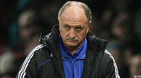 Luiz Felipe Scolari claims he was undermined by his Chelsea players