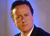 David Cameron calls for more troops in Afghanistan
