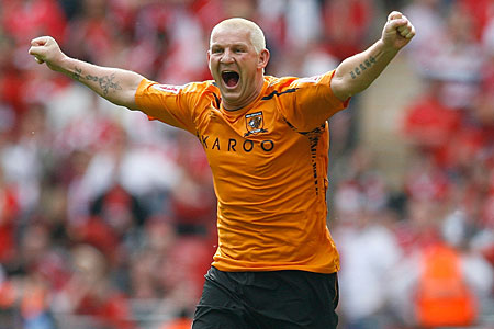 Dean Windass is leaving Hull City