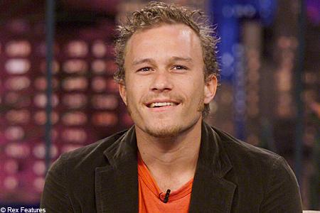 Heath Ledger directed a music video for rapper friend Nfa