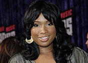 New mum: Jennifer Hudson