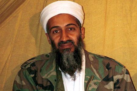 Al Qaida leader Osama Bin Laden